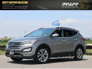 2014 Hyundai Santa Fe Sport AWD, GPS Leather, Sunroof