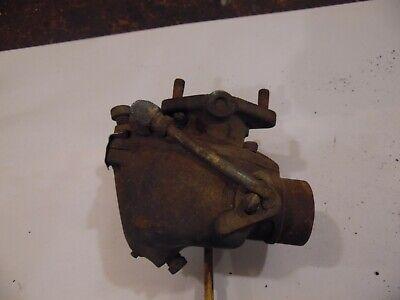 Minneapolis Moline Farm Tractor Carbureter
