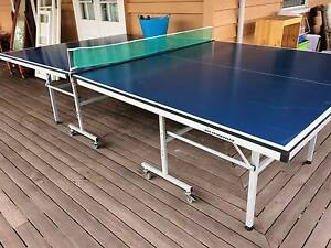 Ping pong table in brisbane region qld gumtree for Table for 6 brisbane