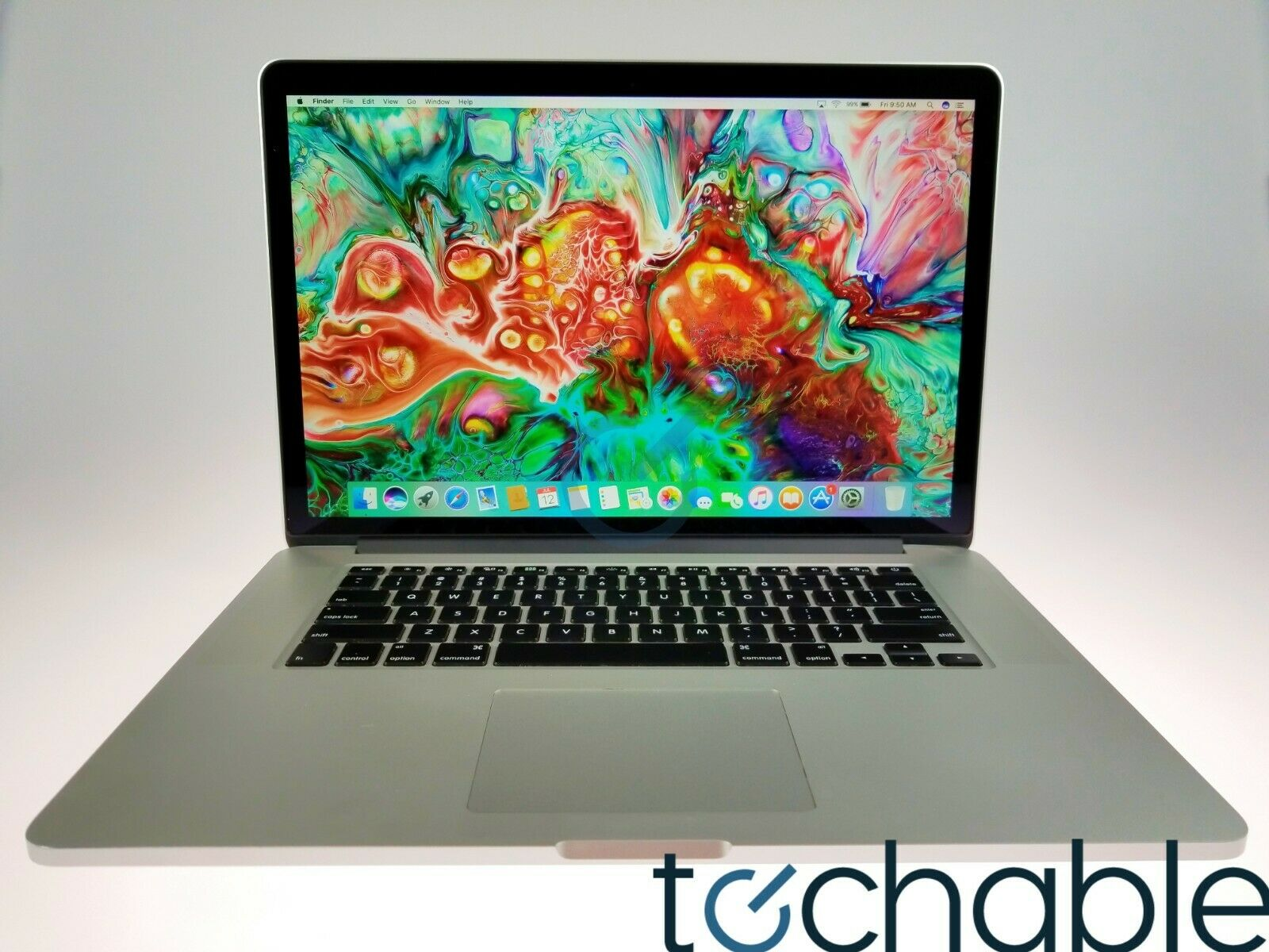 Apple Macbook Pro Retina 15.4 Core i7 2.7Ghz - 16GB RAM 500GB SSD *NEW DISPLAY*