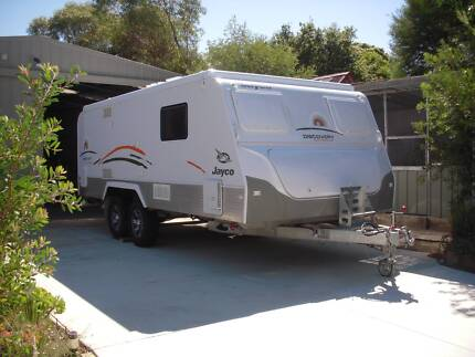 Jayco Discovery Outback 2012 18ft Tandem Poptop