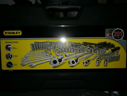 Stanley mechanic tool set Plumpton Blacktown Area Preview