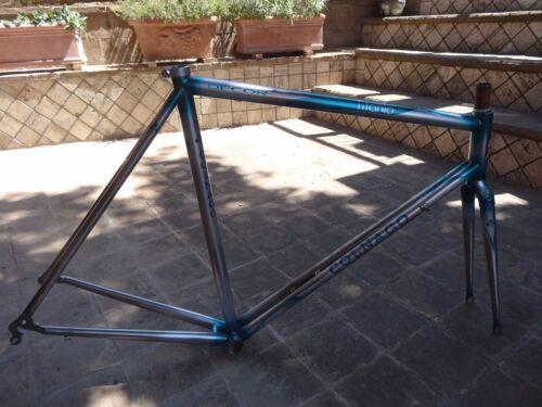 NOS  Colnago Bititan Decor frame&fork L