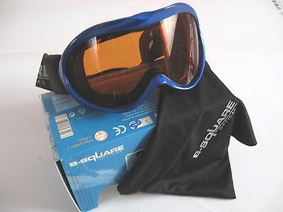 B-square  Junior SKI  & SNOWBOARDBRILLE  blau Cat2 ()