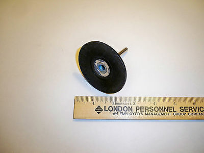 3 Roll Lock Roloc Type Sanding Polishing Disc Mandrel Arbor For Die Grinder