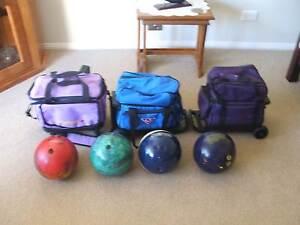 Ten Pin Bowling Balls Arcadia Vale Lake Macquarie Area Preview