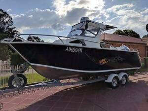 Formosa Boat Glenfield Campbelltown Area Preview