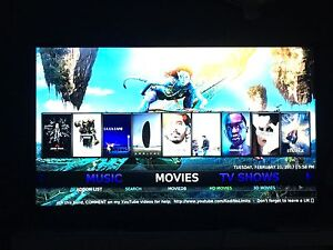 Android 4K TV Box - Fully Loaded