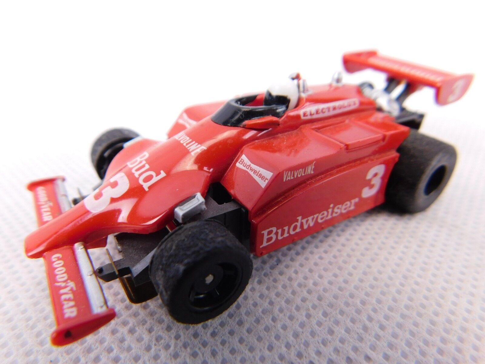 FALLER AMS / TYCO Model Rennwagen Auto PKW Slotcar Formel 1 Fahrzeug H0 1:87 #9