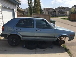 VW Parting Out MK2 VR6