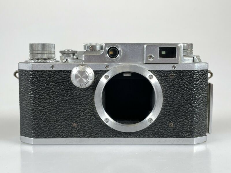 Canon IV SB2 Rangefinder camera Body Chrome