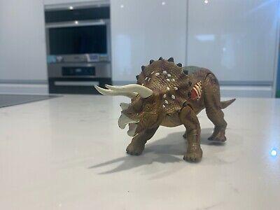 Jurassic Park triceratops re-ak at-ak