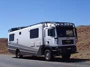 MAN Luxury Motorhome Maroochydore Maroochydore Area Preview