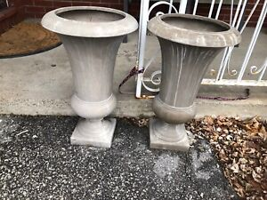 Outdoor Planter Potters for sale