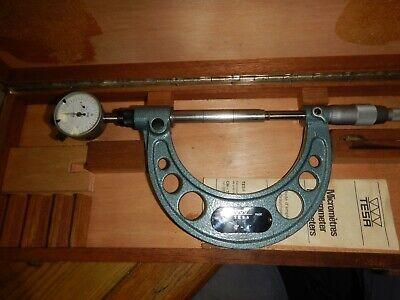 Tesa Micrometer 0-4 Indicating Ab Series