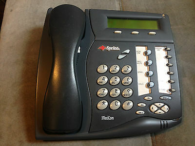 Tadiran Flexset 120s Phone Set Handset Business Office Telephone System Sets