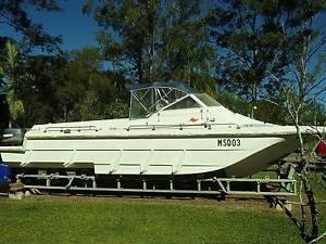 hydrofield 8.8 meter tri hull Palmwoods Maroochydore Area Preview