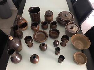 Bendigo Pottery Collection Banksia Grove Wanneroo Area Preview