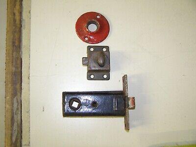Antique Door lock parts / fixtures