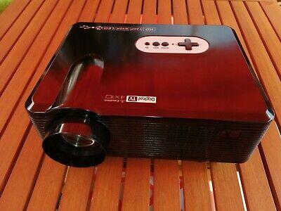 Excelvan CL720D LED Projector with Digital TV