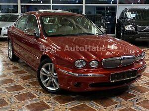 Jaguar X-Type 2.5 Liter V6 Executive *VOLLASUSTATTUNG*