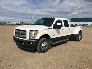 2016 Ford F-350 King Ranch Dually