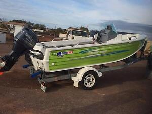 Quintrex 450 hornet trophy Whyalla Stuart Whyalla Area Preview
