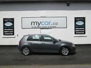 2015 Volkswagen Golf 1.8 TSI Comfortline LEATHER, HEATED SEAT...