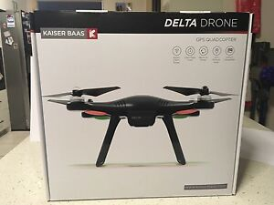 Kaiser Baas Delta Drone GPS Quadcopter (fully boxed) Capalaba Brisbane South East Preview