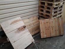 close board pallets no gaps  PALLETS Pascoe Vale Moreland Area Preview