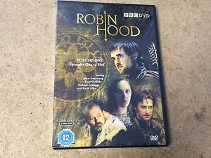 * NEW SEALED TV BBC DVD * ROBIN HOOD SERIES ONE EPISODES 1 - 5 *