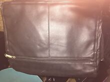 Kenneth Cole Reaction Leather travel bag Sans Souci Rockdale Area Preview