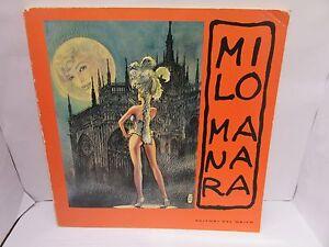 MILO-MANARA-editori-del-grifo-feb-1994