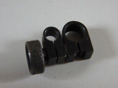 Indicator Snug Bar Clamp Holds 38 And 14 Rods With Dovetail A7