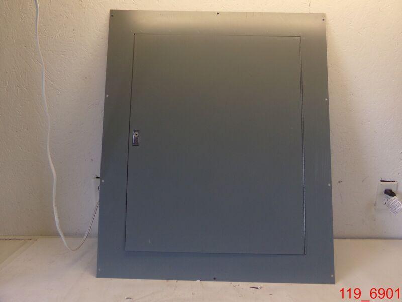 Square D 3036TS Type 1 Enclosure Electric Cabinet Front R-2754 NIB