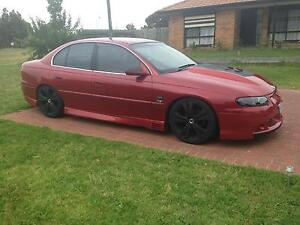 2002 HOLDEN VX COMMODORE Equip Series 2 Cranbourne West Casey Area Preview