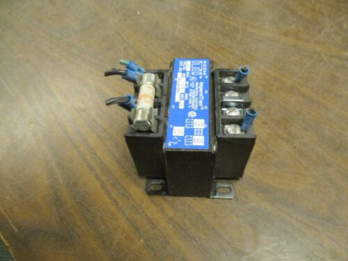 Micron ImperviTran Control Transformer B050BT213 0.050KVA Used
