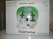 Foot Spa Planet Earth (Xmas gift?) Ocean Reef Joondalup Area Preview