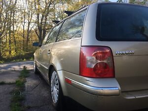 2001.5 Passat Wagon RARE COMBO: V6, 5spd, 2wd $2900 THIS WEEK!