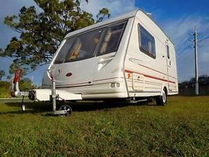 SOLD Double Bed 1040kg Caravan 20ft Toilet Shower Kitchen Van Brisbane City Brisbane North West Preview