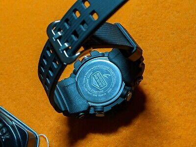Casio GG-1000-1ADR Mudmaster Men Sport Wristwatch - Black