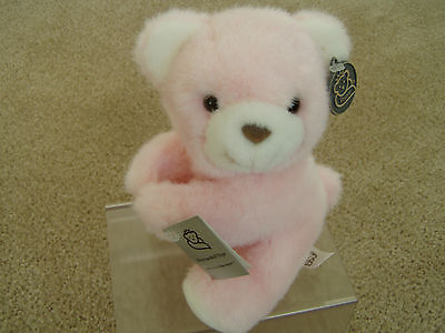 "PRINCESS SOFT TOYS ""PINKY HUGGER BEAR """
