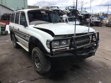 Toyota Landcruiser 1990 80 Series GX 4.0L Petrol **NOW WRECKING**