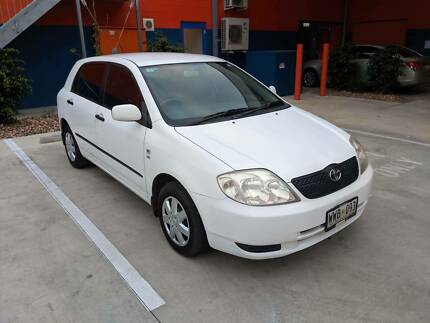 2003 Toyota Corolla Ascent Hatchback Pennington Charles Sturt Area Preview
