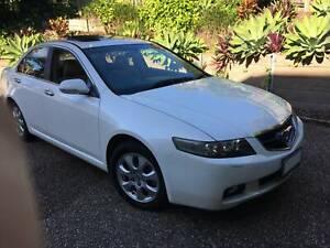 2003 Honda Accord Euro Luxury 6 Sp Manual 4d Sedan
