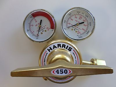 Harris 450 Series Heavy Duty Acetylene Regulator 3002493