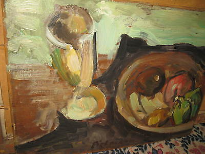 PIELMANN Edmund Georg, *1923   Früchtestilleben