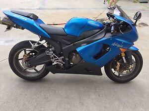 Kawasaki ninja zx6r 636 2005 Pyrmont Inner Sydney Preview