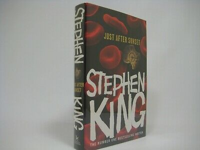 Just After Sunset by Stephen King (2008, Hardcover)Hodder &