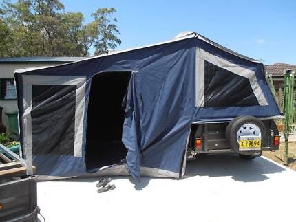 camel camper trailer Rutherford Maitland Area Preview